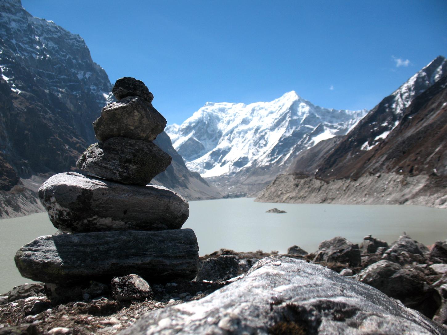 Tsho Rolpa Glacier Lake Trek